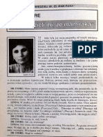 Edith Fiore - Obcy Powiedzieli Jej o Raku
