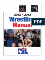 Wrestling Manual