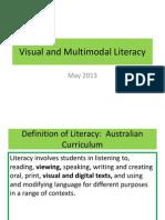 Visual Literacy Workshop