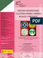Triptico Master 2013-2014