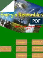Energía Renovables  Ignacia y Paz