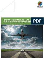 Creating Smarter Secure Airports the Shift to Integrated Security