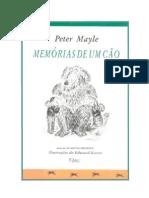 Peter Mayle Memorias de Um Cao