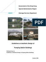 Guidelines on Aesthetic Design of Pumping Station Buildings