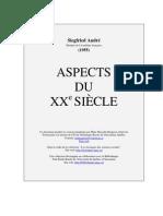 Siegfried Aspects 20e Siecle