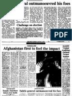 Anatol Lieven praising Pakistan's ruthless Islamist dictator, Gen Zia-ul-Haq in the Times