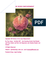 Fairies of the Roses Empowerment