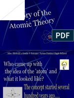 1.5.1 History of the Atomic Theory (Howell)
