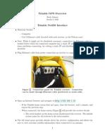 Trimble NetRS Instructions