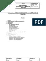 1.Manual de Funcionamiento y Calibración de equipos