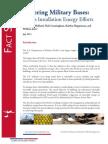 DoD Installation Energy Fact Sheet
