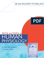 Human Physiology(Questions)