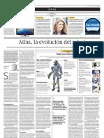 Atlas la revolución del robot