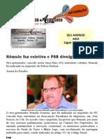 Rômulo faz coletiva e PSB divulga uma nota