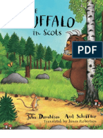 The Gruffalo in Scots Extract