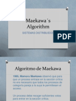 Algoritmo Maekawa
