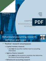 ch13 behavioural accounting