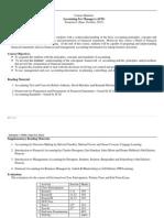 AFM-2013 Course Handout -LNP