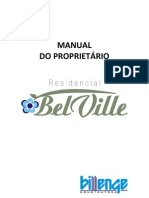 Manual Do Proprietario Belville
