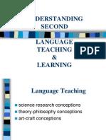 Understanding Second Lg Teaching & Learning