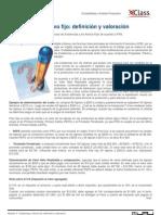 1_Existencias y Activos Fijos_Definicion y Valoracion