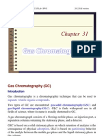 F AC 31 08 [a] Gas Chromatogrphy