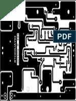 300 Watt MOSFET Real HI-FI Power Amplifier Pcb