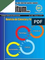 Revista Infinitum Jun. 2012. Vol. II. N° 1