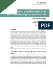 Koziner_Antecedentes y Fundamentos Del Framing
