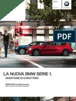 Serie 1 2012 Brochure