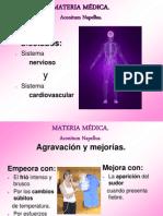 MATERIA MÉDICA CAUSTICUM