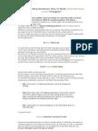 Rapport Building Questions (Sa PUA Foruma)