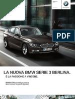 Serie 3 2012 Berlina