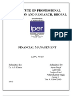 Ashish Kumar Singh, Arjun Singh, Arpit Jain and Sanjeev Patel(Pgdm 212-2014)Group 3