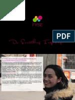 FYSE Brochure 2013
