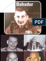 Biography FM Manekshaw