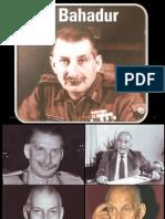 Biography FM Manekshaw