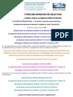 Avis Decon Cours 2013