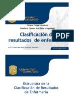 Clasificación NOC