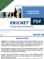 Presentacion Ericnet - 0711