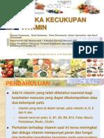 AKG Vitamin - Prof Sulaeman