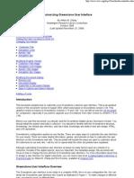 Customizing Greenstone User Interfac