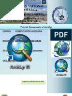 Tutorial de Introduccion Al Arcmap