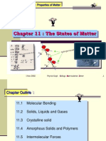 Chapter 11 Properties of Matter