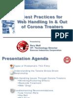 Ener Con Best Practices Web Handling Pp t