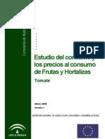 06 Consumo y Precio de Frutas y Hortalizas