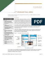 How Cisco IT Introduced Cisco Jabber