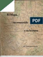 4.-El Mapa, Su Contenido y Su Lectura