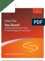 Lead Management Benchmark Study