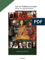 Aggacitta Bhikkhu-Harmonisch Zur Wahrheit Erwachen Kindle Neu